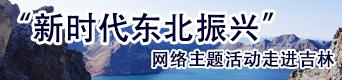 """""""新时代东北振兴""""网络主题活动走进吉林"""