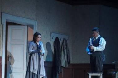 国家大剧院《艺术家生涯》歌剧在澳门博彩在线娱乐上演
