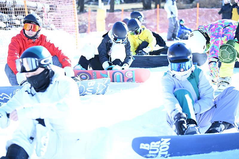吉林省新雪季暨雪场开板仪式全面启动