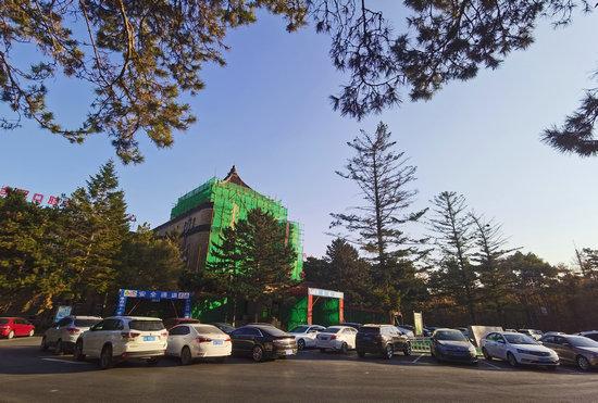 """长春历史建筑""""四六一医院""""迎来修缮工程"""