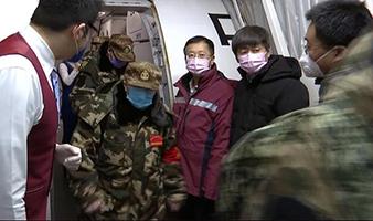 吉林硬核装备ECMO运抵武汉