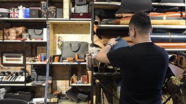 手工皮具师