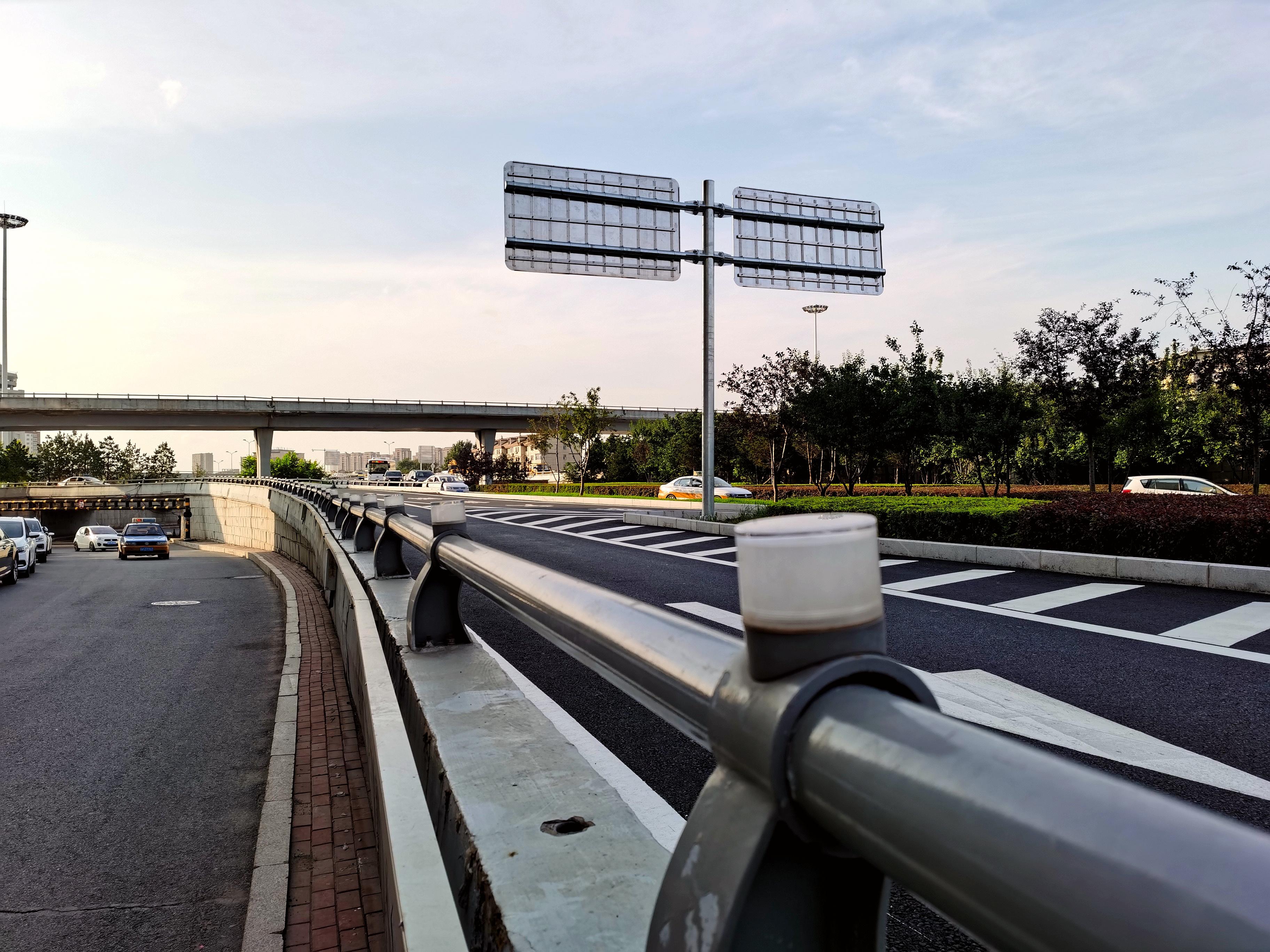 长春西解放立交桥开始第三阶段工程