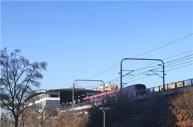 11月23号长春轨道交通3、4号、8号线恢复运营!
