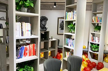 长春市图书馆又一阅书房启用