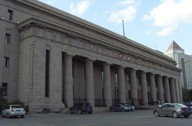 伪满中央银行旧址:一座希腊复兴式大型建筑(一)