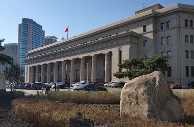 伪满中央银行旧址:一座希腊复兴式大型建筑(三)