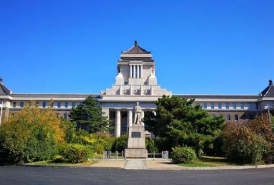 新民大街老建筑 伪满国务院旧址(一)