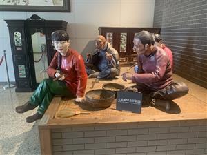 逛农博会 领略关东农耕民俗文化