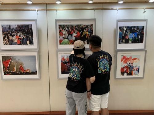 吉林省青年摄影家协会抗疫主题摄影展开幕