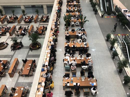22日起,吉林省图书馆调整开馆时间
