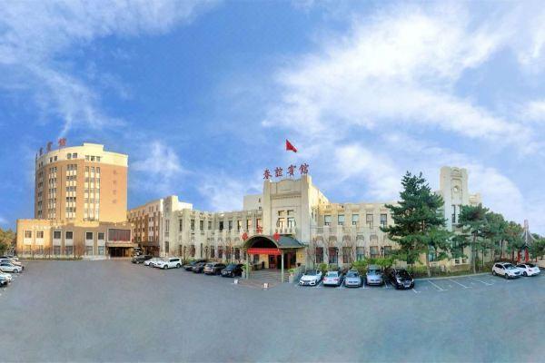 它是长春修建最早的旅馆——春谊宾馆(二)