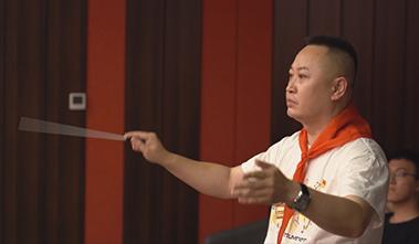 """""""吹响新号角 献礼百年庆 邢一林小号室内乐团音乐会""""成功举办"""