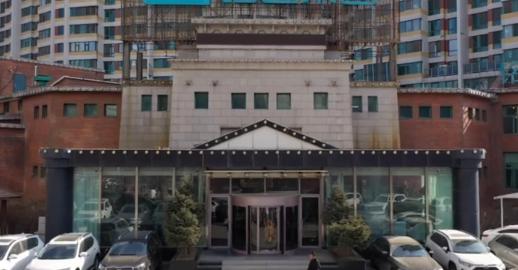 伪满外交部旧址又一座欧式古堡风建筑(二)