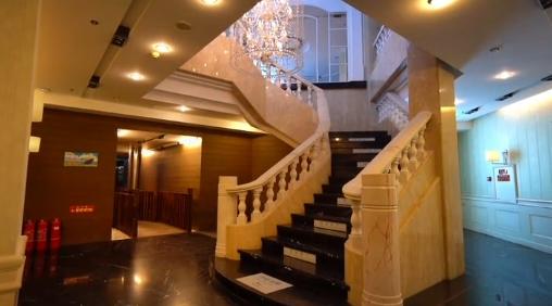 伪满外交部旧址又一座欧式古堡风建筑(三)
