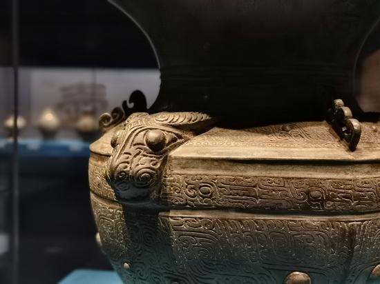 """打卡""""风物暇年——吉林大学考古与艺术博物馆青铜器展"""""""